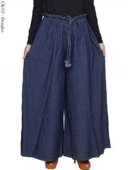 CK337 Celana Kulot Jumbo Jeans