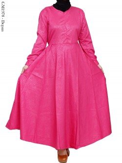 GM1978 Gamis Katun Ballotelly Embos