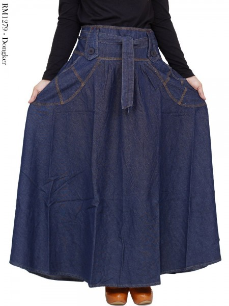 RM1279 Rok Jeans Jumbo Payung