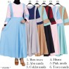 GM1981 Gamis Umbrella Katun Barbies