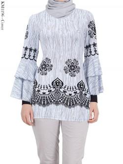 KM1196 Kaos Batik Payet