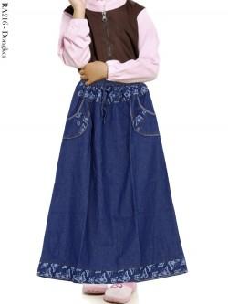 RA216 Rok Jeans Remaja Tanggung