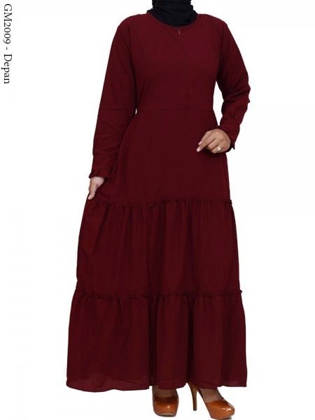 GM2009 Gamis Wolfis Rempel