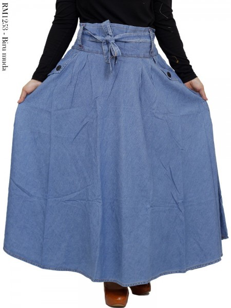 RM1253 Rok Jeans Jumbo Payung