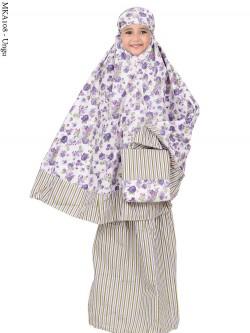 MKA108 Mukena Anak Katun Jepang