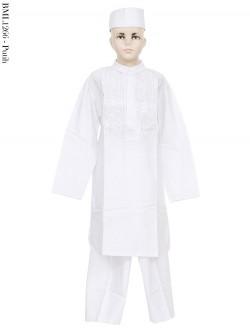 BML1266 (7-12) Baju Koko Anak Pakistan