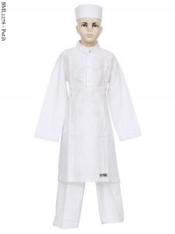 BML1278 (7-9) Baju Koko Anak Pakistan