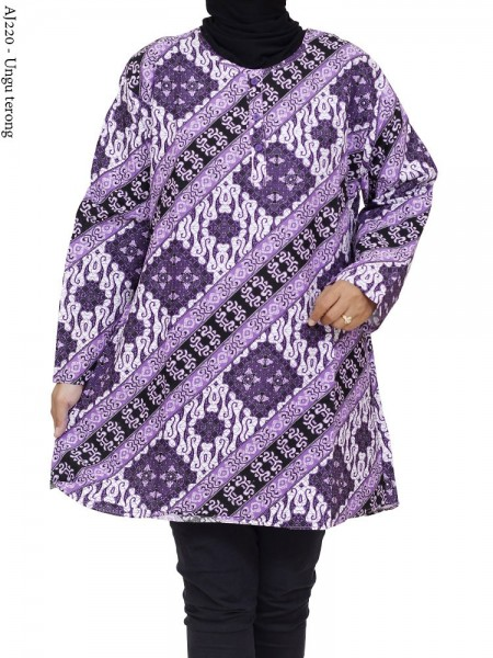 AJ220 Atasan Jumbo Katun Batik