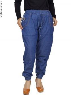 CA429 celana Jogger Jeans Pants