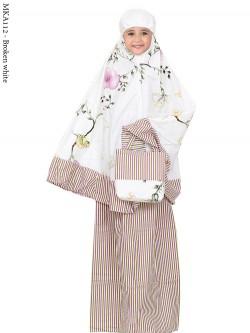 MKA112 Mukena Anak Katun Jepang