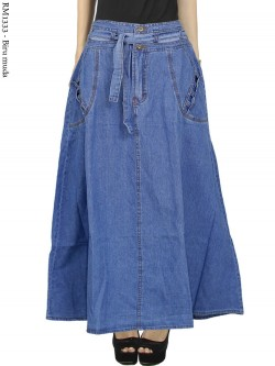RM1333 Rok Jeans Payung Polos