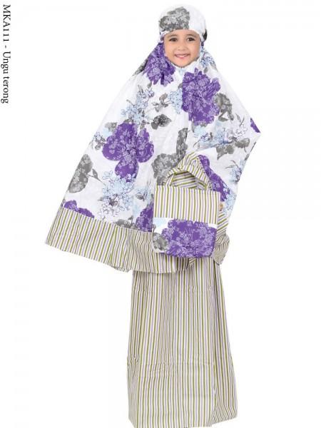 MKA111 Mukena Anak Katun Jepang