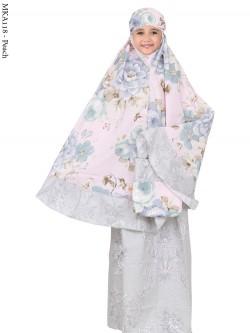 MKA118 Mukena Anak Katun Jepang Batik