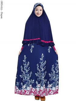 GKS1633 Gamis JUMBO Syar'i Misby