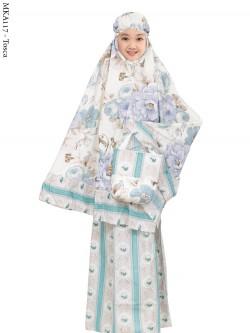 MKA117 Mukena Anak Katun Jepang Batik