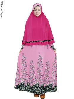 GKS1634 Gamis JUMBO Syar'i Misby