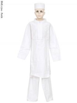 BML1294 (7-12) Baju Koko Anak Pakistan