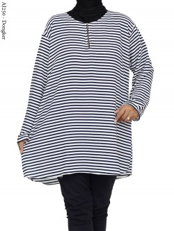 AJ250 Blus Super Jumbo Bubble Salur