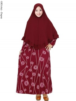 GKS1645 Gamis Jumbo Syar'i Misby