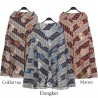 CK418 Celana Kulot Jumbo Katun Batik