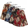 CK421 Celana Kulot Jumbo Katun Batik