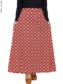 RM1376 Rok Panjang Waffel Batik