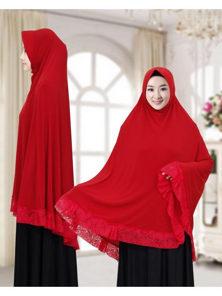 Grosir Jilbab Jerseypinguin Motif Cantik