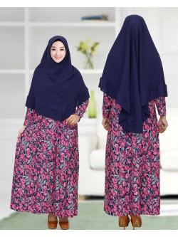 GKS1651 Gamis Syar'i Misby