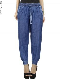 CA435 celana Jogger Jeans Pants