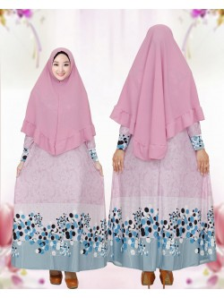 GKS1658 Gamis Syar'i Misby