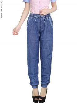 CA437 celana Jogger Jeans Pants