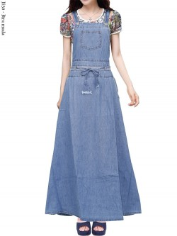 JS30 Overall Maxi Jeans Remaja
