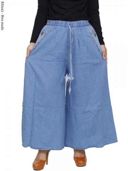 CK443 Celana Kulot Jumbo Jeans