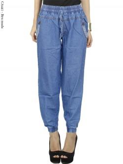 CA441 celana Jogger Jeans Pants List