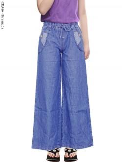 CKA90 Celana Kulot Jeans Anak