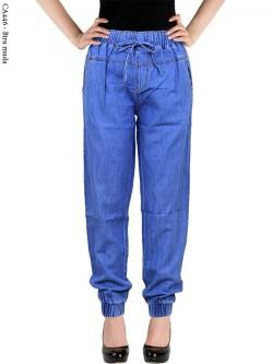 CA446 Celana Jogger Jeans Remaja