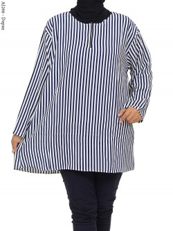 AJ269 Blus Super Jumbo Bubble Salur