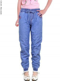 CJA106 Celana Jogger Anak Polos