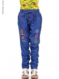 CJA116 Celana Jeans Anak Slimfit LOL