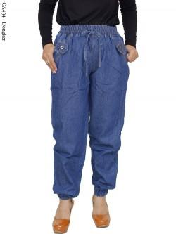 CA434 Celana Jogger Jeans Jumbo