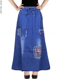 RA359 Rok Jeans Anak Tanggung