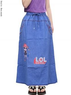 RA374 Rok Jeans Anak Tanggung LOL