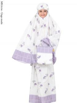 MKA104 Mukena Anak Katun Jepang