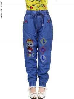 CJA118 Celana Jogger Jeans Anak LOL