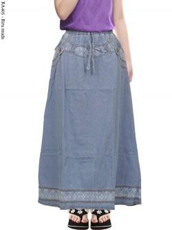 RA405 Rok Jeans Anak Tanggung 6-11th