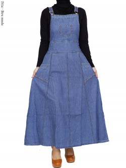 JS54 Overall Maxi Jeans Remaja