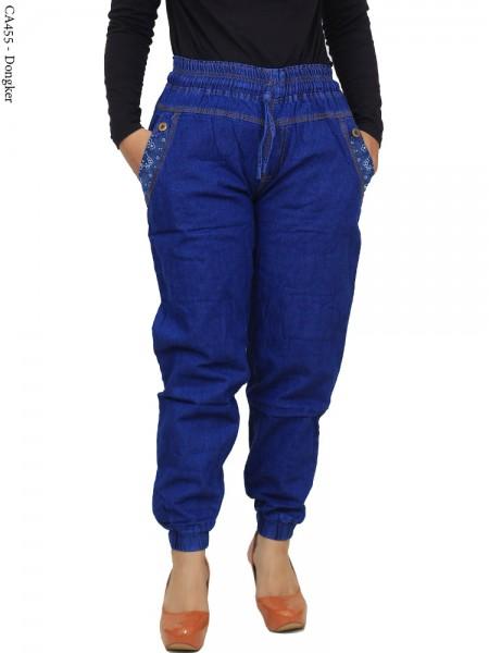 CA455 celana Jogger Jeans Pants List