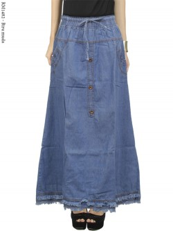 RM1482 Rok Jeans Kancing Rawis
