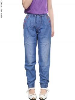 CJA129 Celana Jogger Jeans Anak