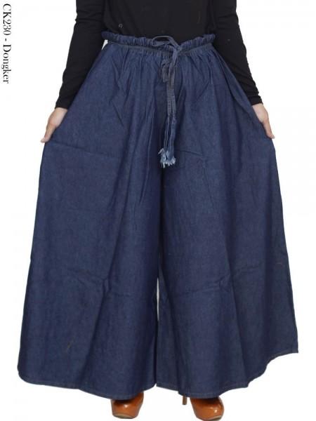 CK230 Celana Kulot Jumbo Jeans